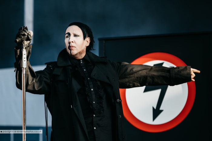 Marilyn Manson © Paul Grace