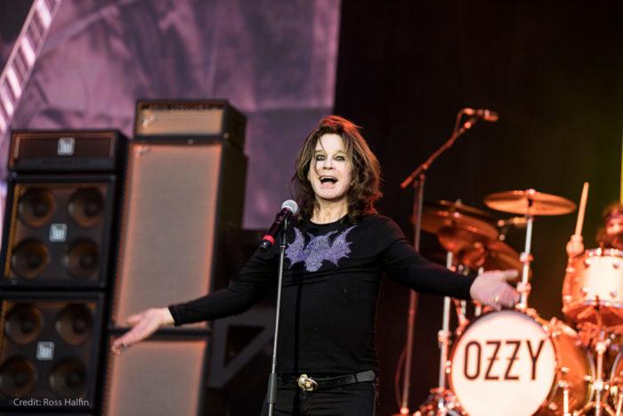 Ozzy Osbourne © Ross Halfin