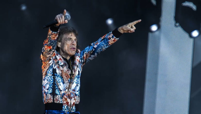 The Rolling Stones - Manchester - Mick Jagger - Old Trafford - Mike Aniscoe 3