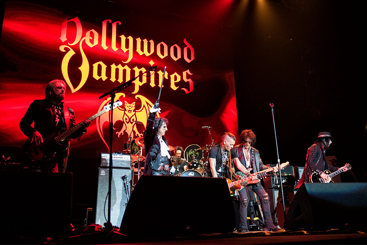Hollywood Vampires © Melanie Smith