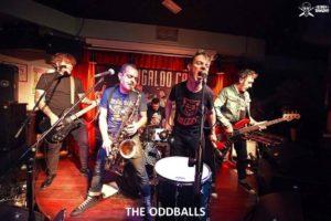 ODDBALLS - Spanish Underground