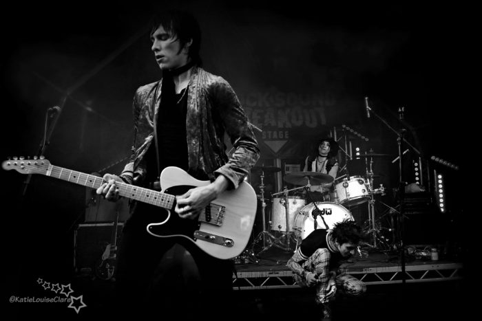 Palaye Royale Slam Dunk Midlands 2018