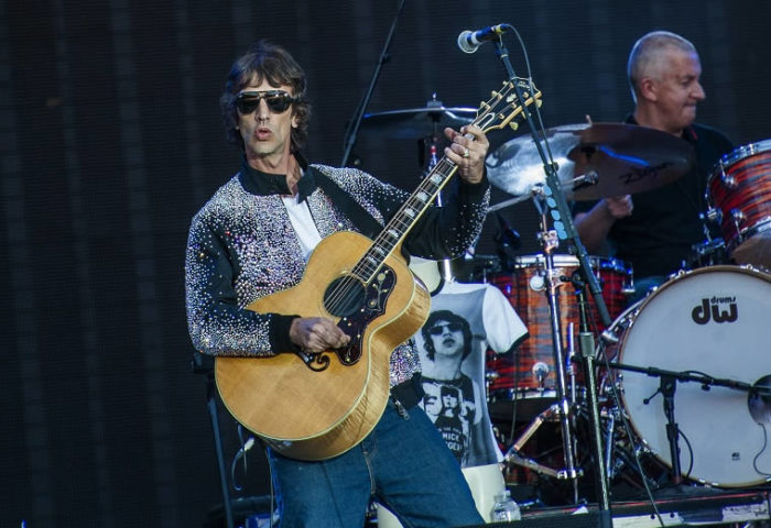 Richard Ashcroft - Old Trafford - Mike Ainscoe (2)