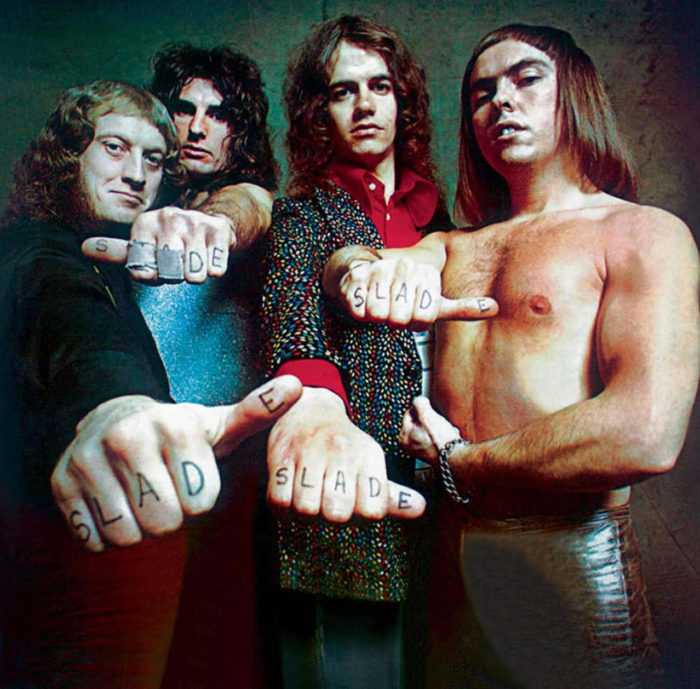 Slade - SLAYED - .Gered Mankowitz