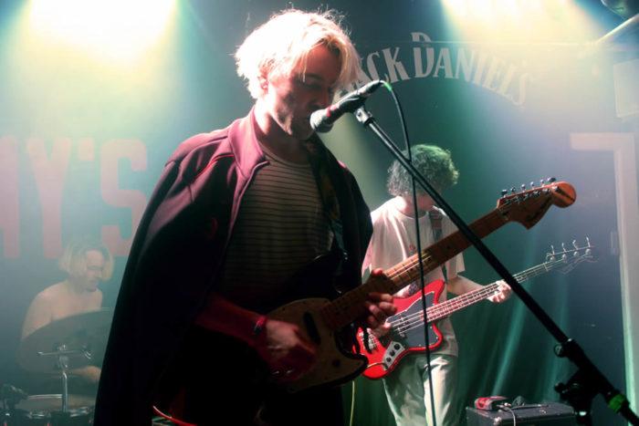 Saintts - Jimmy's Manchester - Will Metcalfe