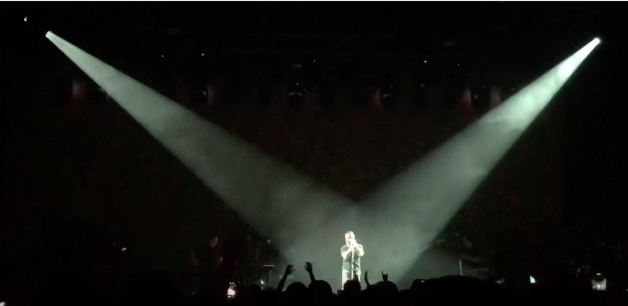WATCH THIS! Nine Inch Nails debut new track live