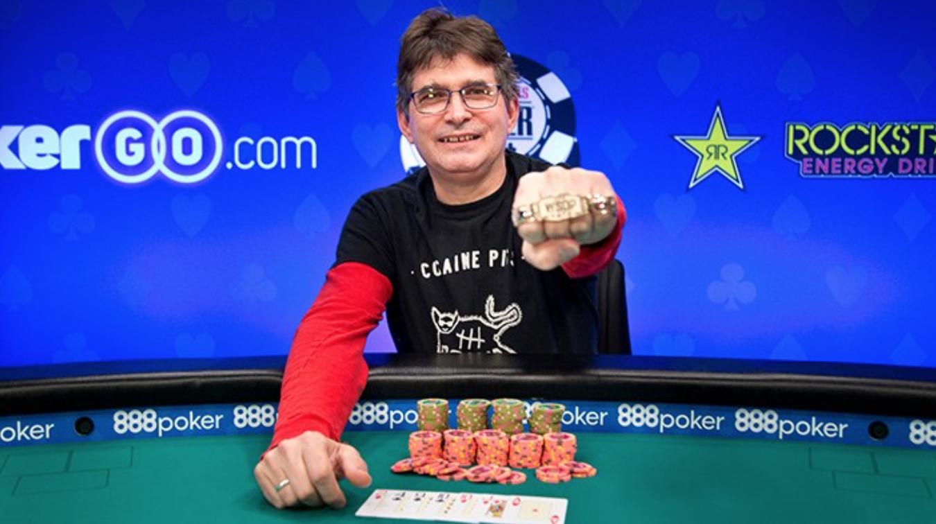 Steve Albini wins $105,000 at poker tournament