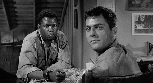 The Defiant Ones - Poitier & Curtis