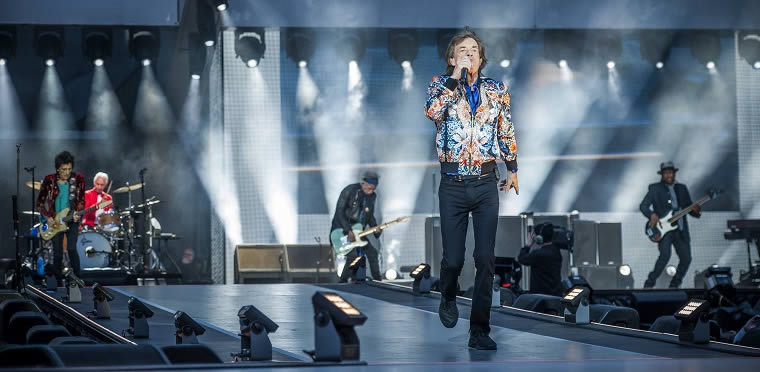 The Rolling Stones - Manchester - Live Review - Louder Than War