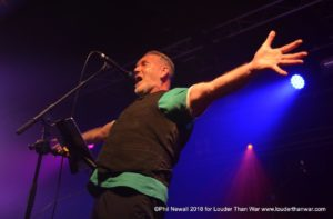 The Skids Liverpool 23rd June 2018 ©Phil Newall 2018 for Louder Than War www.louderthanwar.com