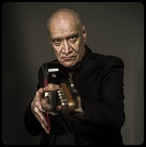 Wilko Johnson Photograph