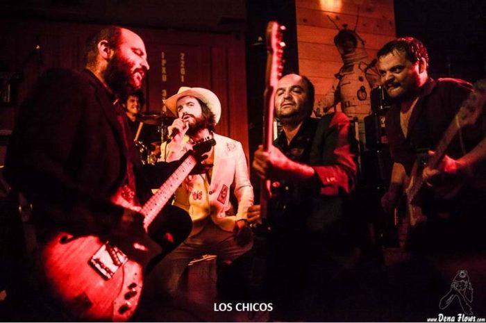 Spanish Underground - Los Chicos