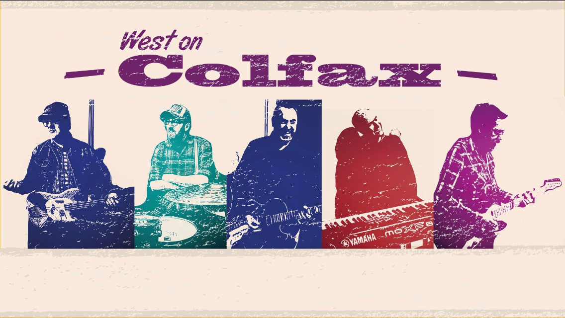 New Band of The Day West On Colfax