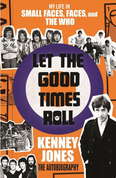 Kenny Jones - Let The Good Times Roll