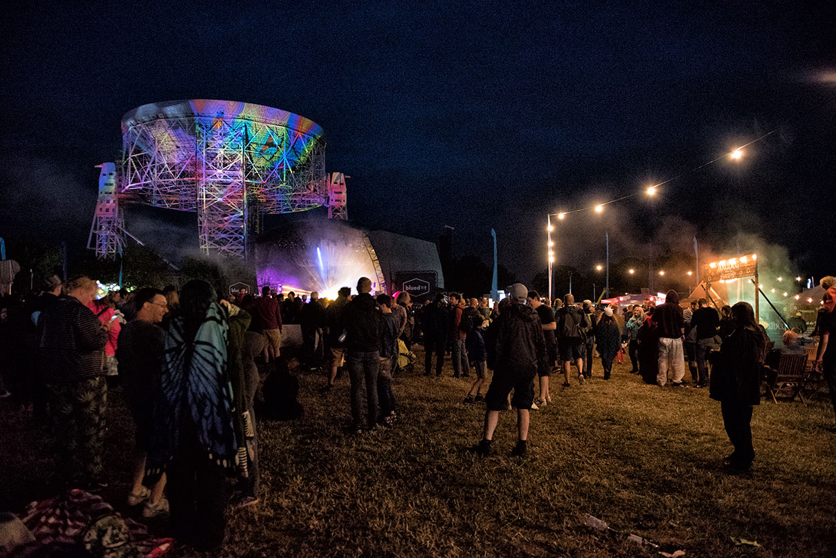 Bluedot Festival: Jodrell Bank, Cheshire - live review + photos