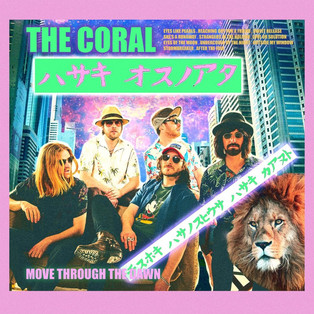 The Coral Move Through The Dawn