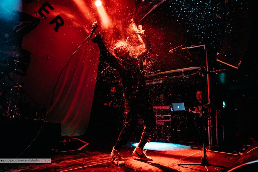 The Fever 333 – London, O2 Academy Islington – live review