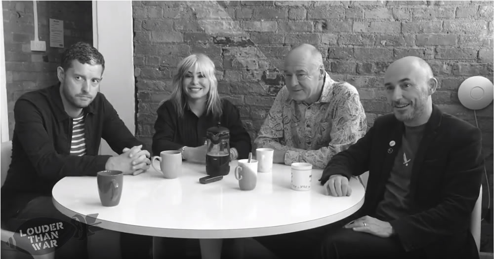 Brix & The Extricated, Exclusive Video Interview