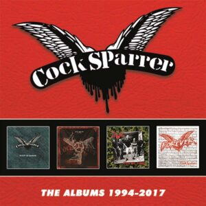 COCK-SPARRER-1994-2017-Box