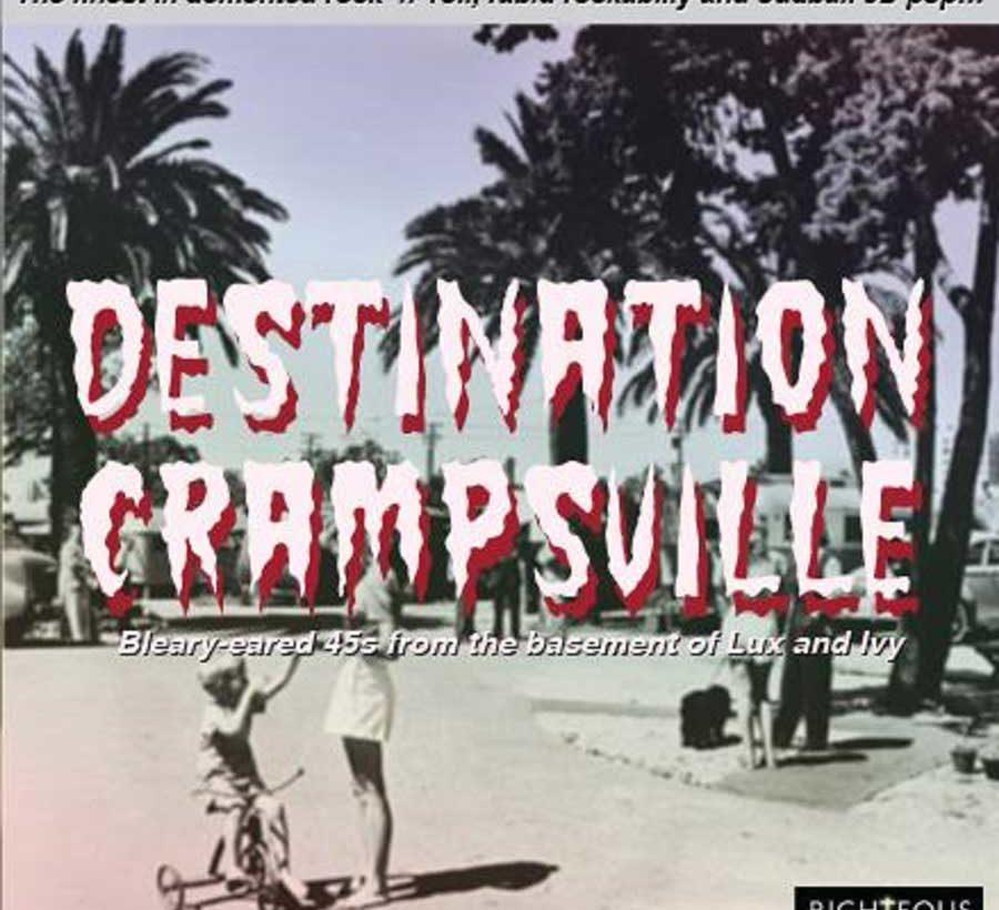 Various 'Destination Crampsville' – album review