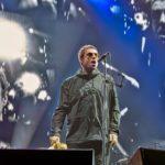 Liam Gallagher 16 @ Old Trafford 18/08/2018