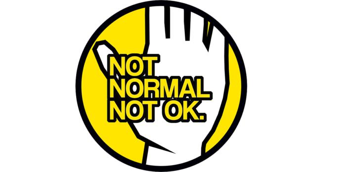 Not Normal Not OK