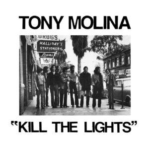 Tony Molina album art