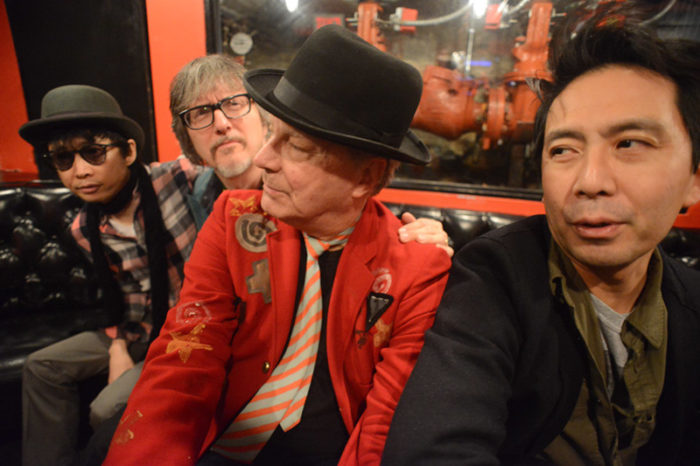 Walter Lure & The Waldos 10 - photo by Spencer Lloyd