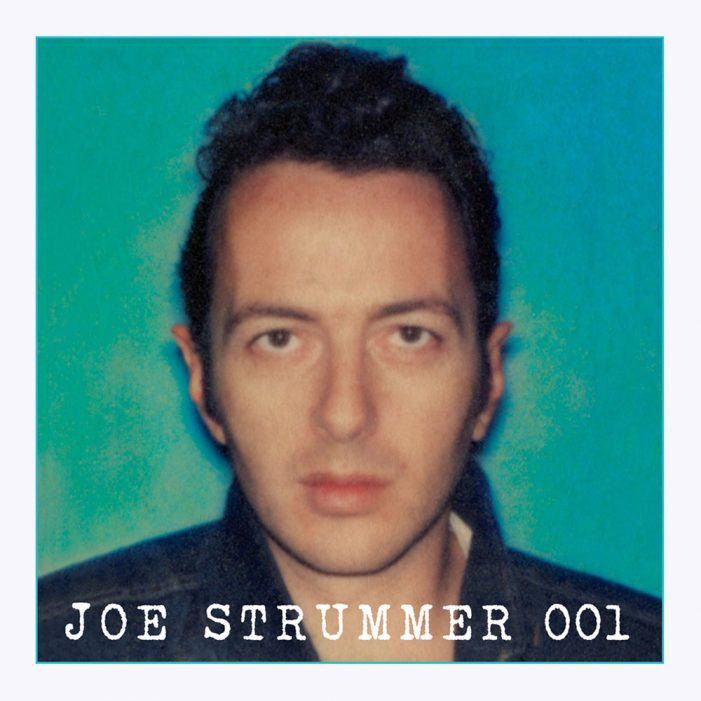 Joe Strummer 001 album cover