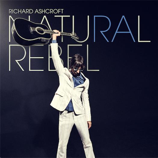 Richard Ashcroft announces new album.