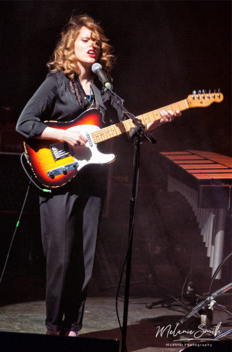 Anna Calvi by Melanie Smith