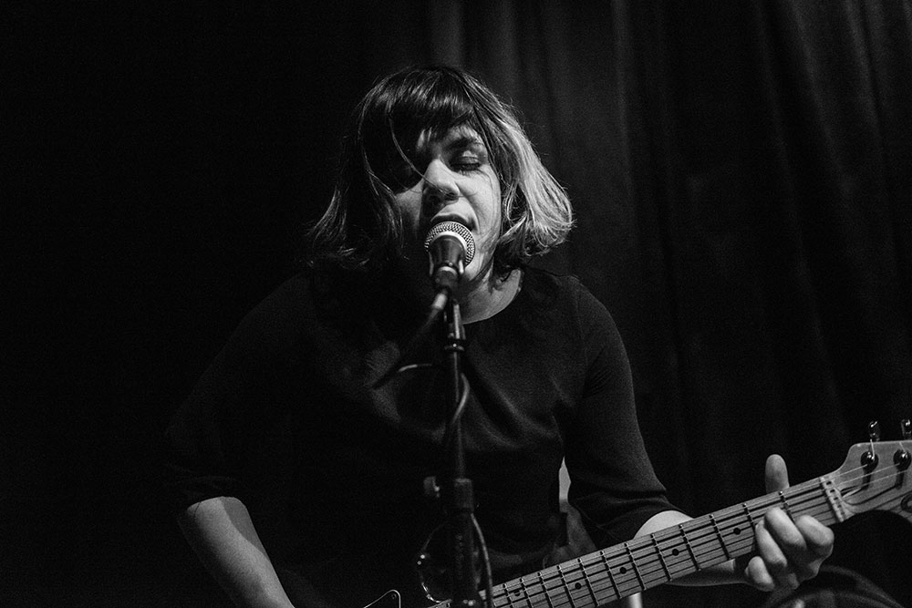 Screaming Females, Manchester