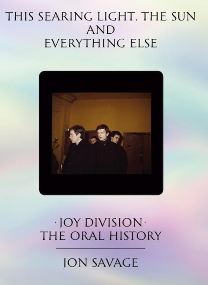 EL GRAN LIBRO DE JOY DIVISION, PARA 2019