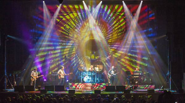 saucerful of secrets manchester 27.9.18 12