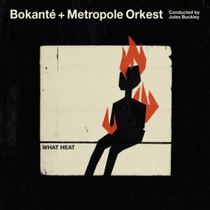 Bokante and Metropole Orkest conducted by Jules Buckley – What Heat