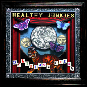 Healthy Junkies Delirious Dream FRONT COVER
