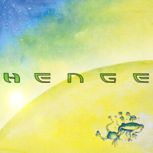 Henge - Attention Earth Cover Art