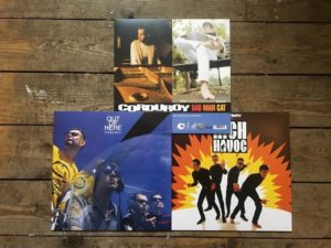 Corduroy first 3 albums vinyl reissue review