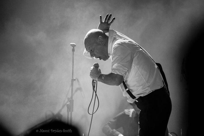 Steve Ignorant © Naomi Dryden-Smith
