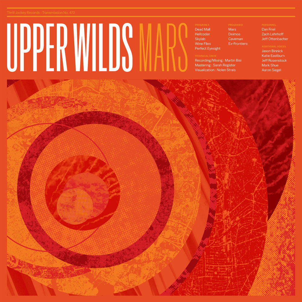 Mars Upper Wilds