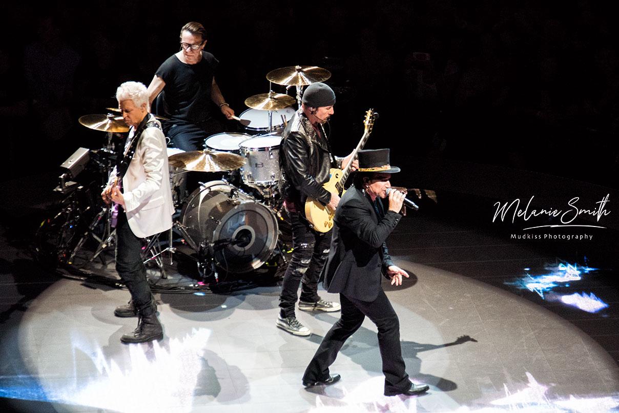 U2 © Melanie Smith