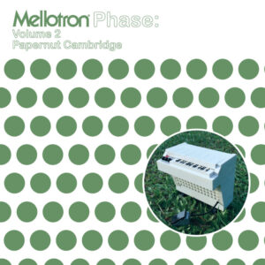 Papernut Cambridge Mellotron LP artwork