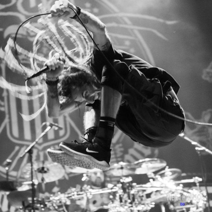 Randy Blythe, Lamb of God, Birmingham Arena