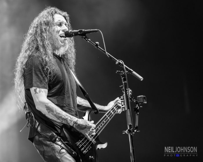 Tom Araya, Slayer, Birmingham Arena