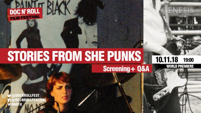 Stories from She Punks