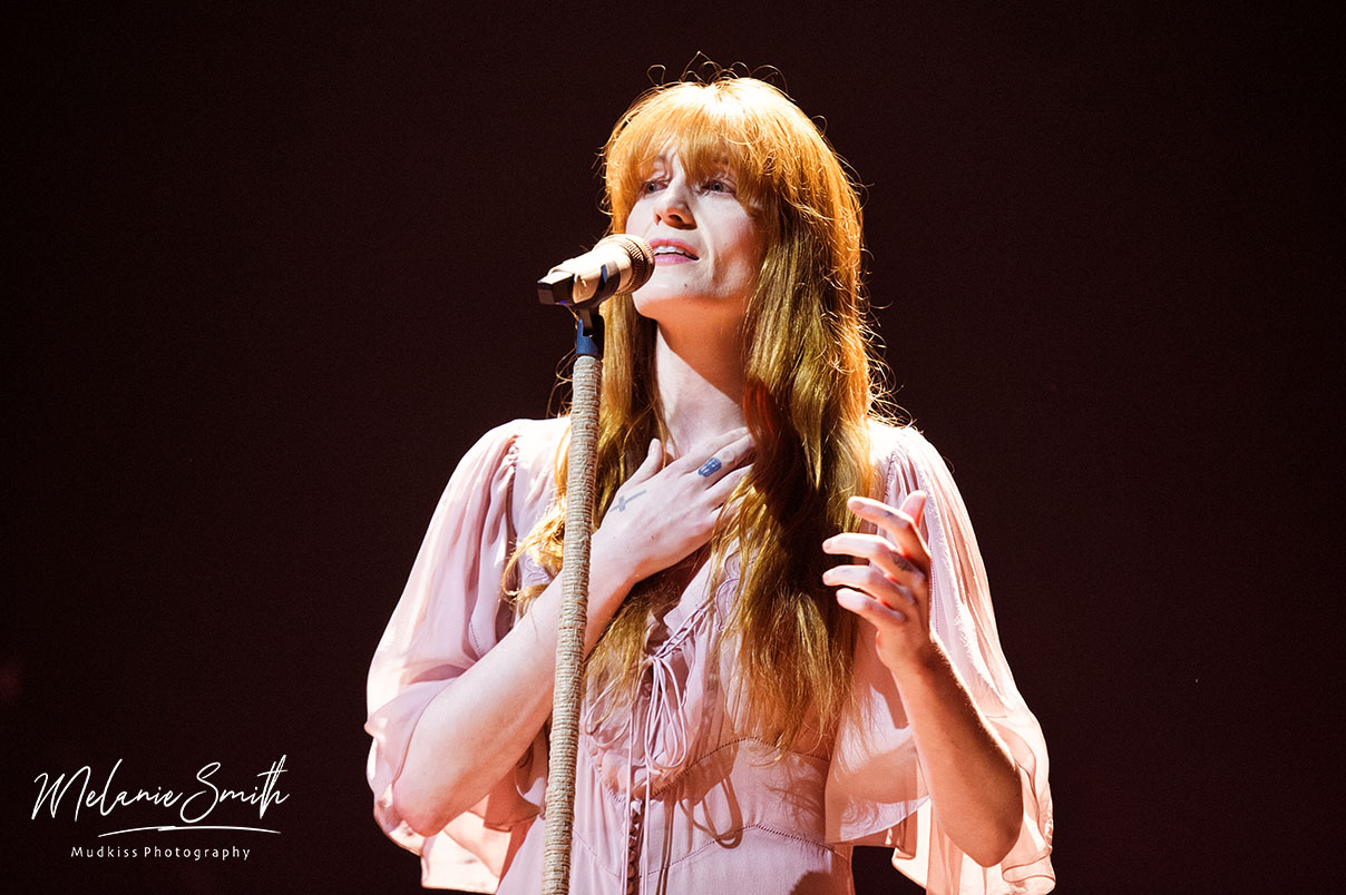 Florence + the Machine 1© Melanie Smith