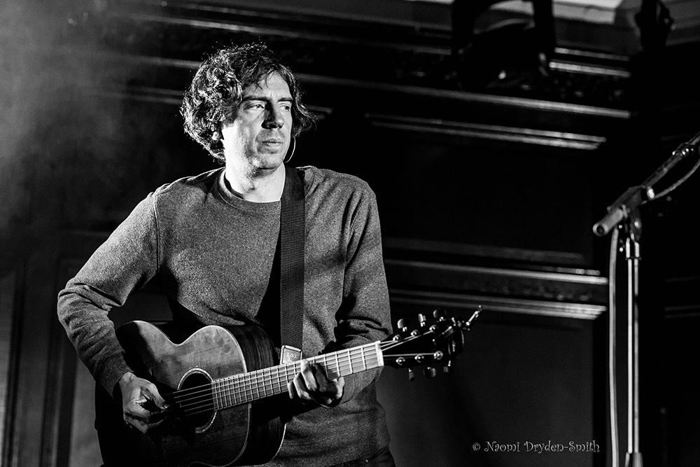 Snow Patrol © Naomi Dryden-Smith