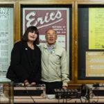 Eric's DJ - Pete Frame Rock Family Tree - Punk 1976-78 Liverpool -Graham Smillie©