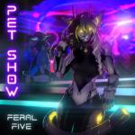 FeralFive_PetShow_artworkbyStrype