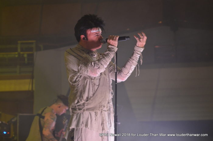 Gary Numan Manchester Nov ©Phil Newall 2018 for Louder Than War www.louderthanwar.com (2)